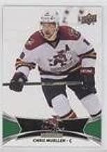 Chris Mueller (Hockey Card) 2016-17 Upper Deck AHL - [Base] - Green #88