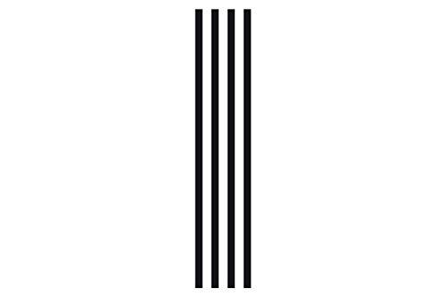 universumsum Wandtattoo Bordüre Lines Petrol 45 x 225 cm wal056-45-066 Wandaufkleber Wandsticker Wandtattoo Wohnzimmer Schlafzimmer selbstklebend
