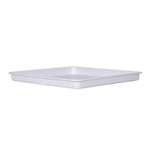 Oatey 34067 Plastic Pan, 28-Inch x 30-Inch, White