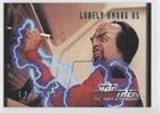 Lonely Among Us (Trading Card) 1994 SkyBox Star Trek The Next Generation Season 1 - [Base] #28