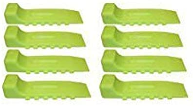 2 Sets of 4 - NEON Green! Tire Skates Tow Truck Wrecker ROLLBACK,Carrier Wreckmaster