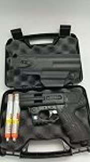 4 Shot LE Laser Pepper Spray Gun Bundle with Level 2 Holster