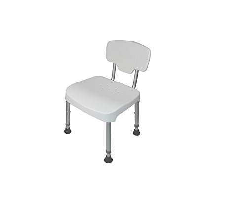 Superb Invacare Great Shower Chair With Back Tool Free Assembly And Adjustable Height Chair Gmtry Best Dining Table And Chair Ideas Images Gmtryco