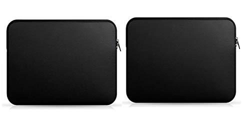 Kit 2 Case de Notebook 15,6 Polegadas Preta