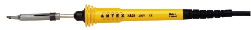 Soldering Iron XS25 from Antex with Silicone Cable