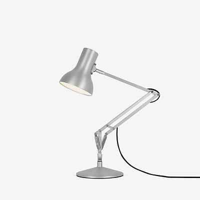 Anglepoise 32278 tipo 75 Mini Metallic - Lámpara de techo plateada