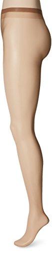 Dim Teint de Soleil Panty Medias, Terracotta, 3 para Mujer