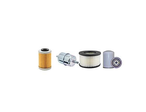 Bomag Bw 62 HC-3/4 Filter Service Kit Mit Hatz 1D41S Motor