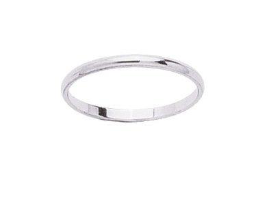 www.diamants-perles.com Unisex Ring AMIRA, 9 Karat (375) Weißgold, 55 (17.5), RM9KDJ15GB-9-55