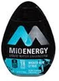 Mio Energy - Wicked Blue Citrus Liquid Water Enhancer (Pack of 2)