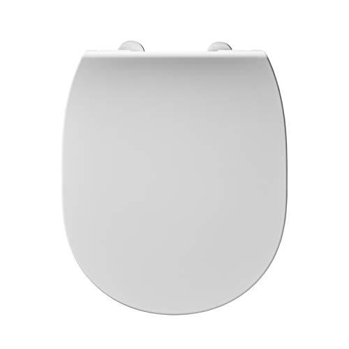 Ideale Standard Concept E772601 WC-Sitz, mit Absenkautomatik, schlankes Design, mit Absenkautomatik