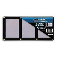 Ultra-Pro 3 Card Holder Screwdown for Sports Cards