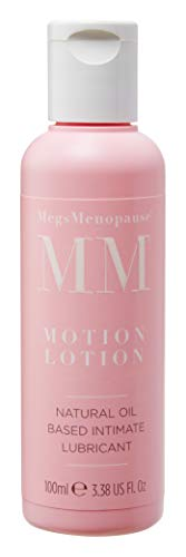 Megs Menopause Motion Lotion Oil Based Lubricant, 100 ml