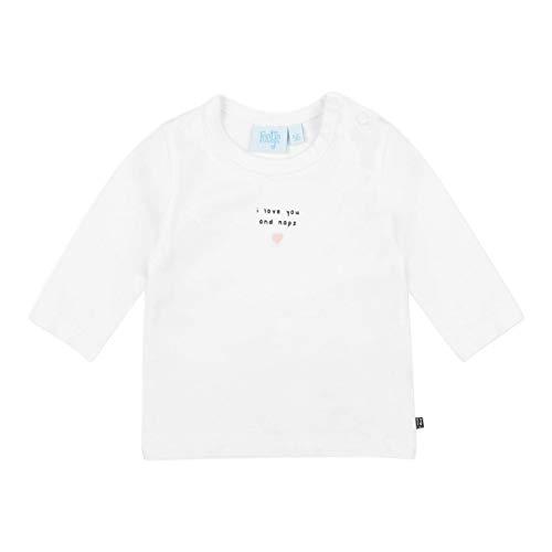 Feetje T-shirt à manches longues I love you top bébé vêtements bébé, blanc