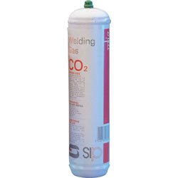 Botella de gas desechable 390 g Argon