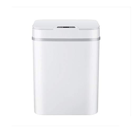 Zhangmeiren Sensor inteligente bote de basura hogar sala de estar dormitorio cocina...