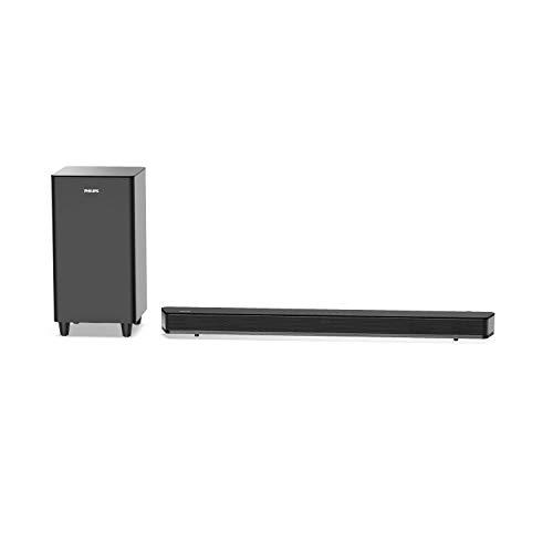 Philips HTL2163B/12, 120W Bluetooth Soundbar Speaker