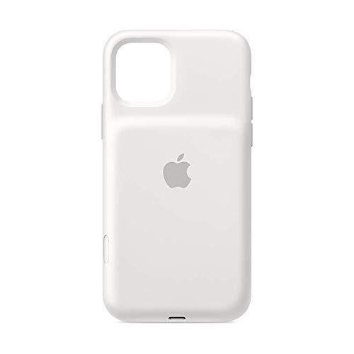 Apple Smart Battery Case con Ricarica Wireless (per iPhone 11 Pro), Bianco