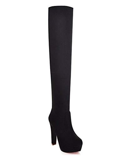 Stivali sopra il ginocchio donna: tutta la moda che vuoi