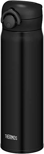 サーモス 水筒 真空断熱ケータイマグ 500ml マットブラック JNR-501 MTBK