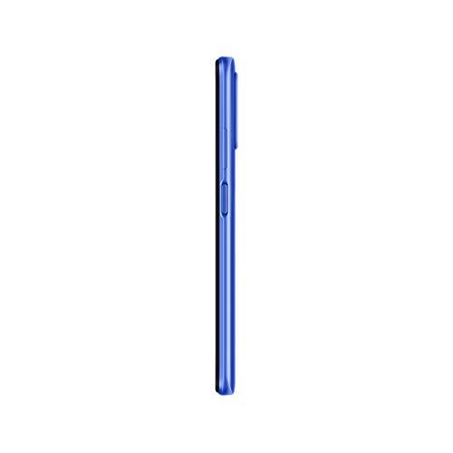 Redmi 9 Power (Blazing Blue, 6GB RAM, 128GB Storage) - 6000mAh Battery |FHD+ Screen | 48MP Quad Camera | Snapdragon 662 Processor | Alexa Hands-Free Capable