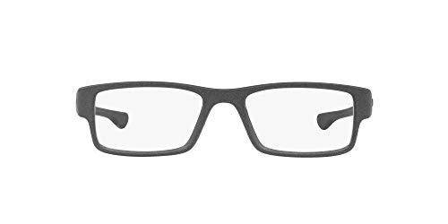 Oakley Herren Airdrop Lesebrille, Grau, 55