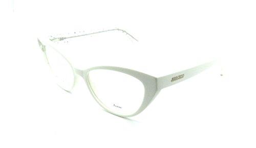 Jimmy Choo Brillengestelle JC168 Oval Brillengestelle 50, Weiß
