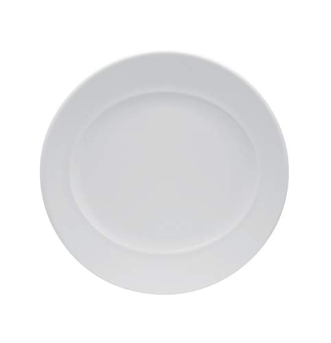 Visiodirect Lot de 6 Assiettes Plates Gourmet - 22 cm