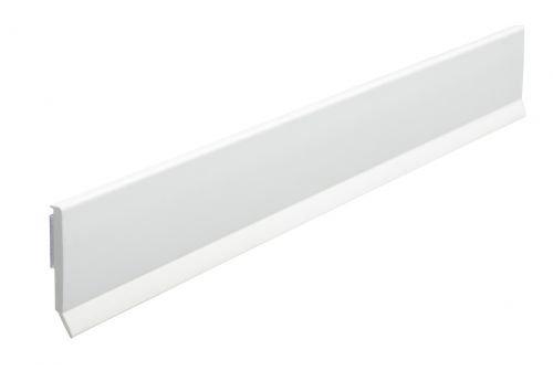 Primo Flachleiste Fensterleiste Kunststoffleiste Abdeckleiste selbstklebend weiss mit Dichtlippe