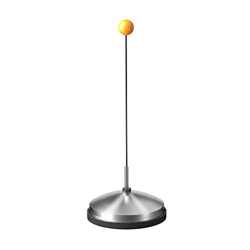 Fantastic Prices! FANGDA Elastic Soft Shaft Table Tennis Trainer, Indoor Household Toy Ball Machine ...