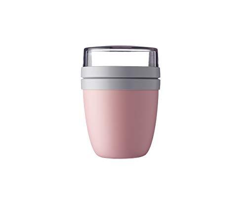 Mepal Lunchpot Ellipse, Nordic pink, 500ml