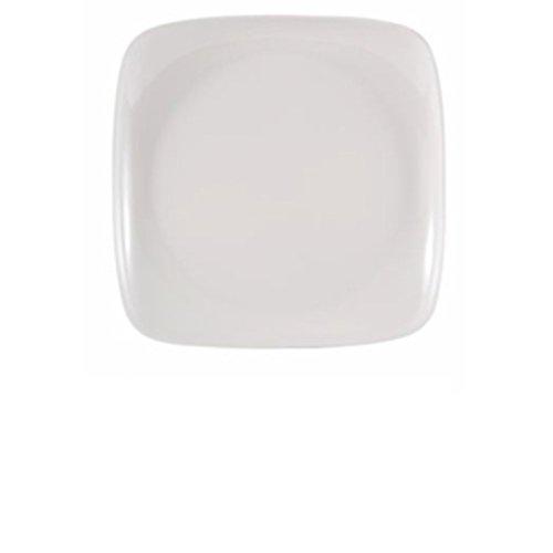 assiette ,plaque d'accentuation,assiette d'apéritif, assiette à dessert , assiette de salade /disque quartet/mélamine porcelaine imitation vaisselle-C