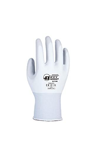 ベストグリップ 驚愕の耐油性・耐摩耗性 背抜き手袋 プロスペックアルティマ 10双組 NQ300 (M)