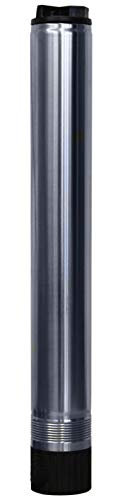 Zehnder Pumpen Aquastream 50, integrierte Schaltautomatik, Trockenlaufschutz, Förderm. 5,5 m³/h Förderh. bis 50m