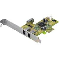 Dawicontrol DC 1394 Bulk Controller PCI-Express x1 2 x FireWire extern + 1 x FireWire intern 63 Devices
