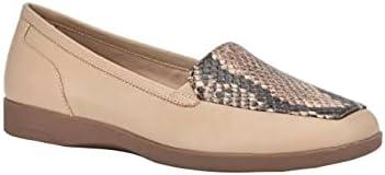 Easy Spirit Devitt Loafers Women's Shoes Taupe