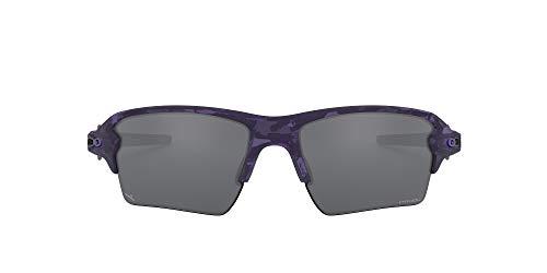 Oakley Unisex OO9188 Sonnenbrille, Electric Purple Shadow Camo, 59