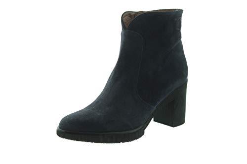 Wonders M-3701 Damen-Stiefel, Modell M-3701, Blau - Notte - Größe: 36 EU
