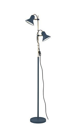 Design tafellamp, 12 W, blauw