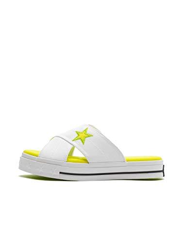 Converse 564149C, Damen ONE Star, Weiß - weiß - Größe: 41.5 EU