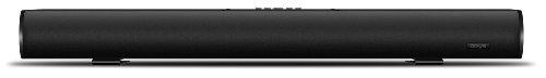 Odys Shark All-in-One Bluetooth Soundbar (Bluetooth-Streaming, optischer Audioeingang, AUX (R+L), USB, SD, integr. FM-Radio, Stereo) schwarz