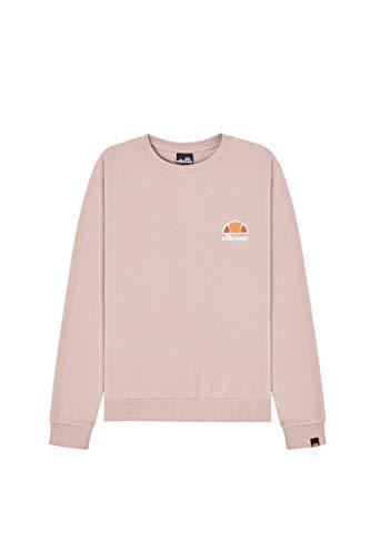 Ellesse Haverford Sweatshirt Sudadera, Mujer, Pink, S