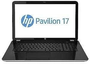 HP Pavilion AMD Elite Quad-Core A8-5550M 2.10GHz - 8GB RAM - 1TB HDD - DVD±RW - AMD Radeon HD 8550G - Webcam - Win 8 - 17.3in (1600x900) (Renewed)