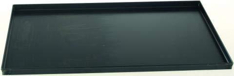 GIMETAL Teglia lamiera Blu 40x60x2 Bordo Dritto TLN406020BD