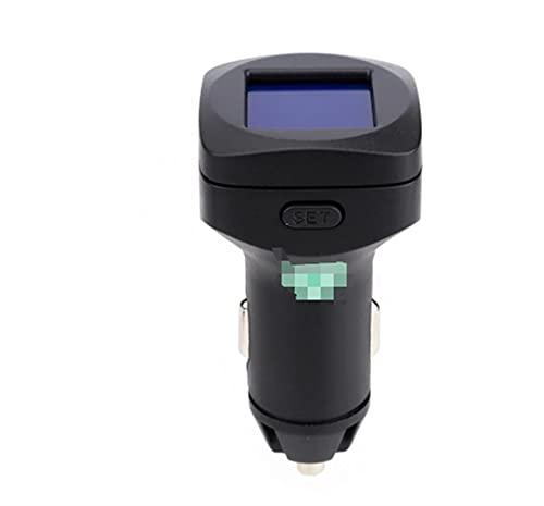 YANHAI Haiyan Store Carro TPMS Sistema de Monitor de presión de neumáticos LCD Pantalla con 4 sensores externos ARABA AKSESUAR