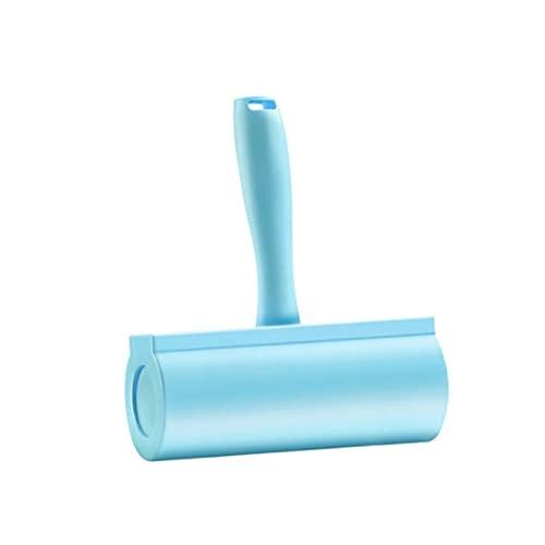 DSDBD Zmq - Cepillo de pelo para mascotas y gatos, extra pegajoso, reutilizable para quitar el pelo de perro, cepillo para pelusas grande, para ropa, sofá, alfombra, asiento de coche