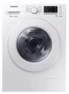 Samsung WD82M4A331W/EG Waschtrockner - 8 kg Waschen / 4.5 kg Trocknen - Inverter Motor, Weiß, 1400 U/Min