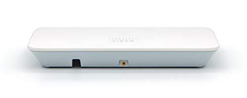 Cisco Meraki Go GR10 - Radio access point - 802.11ac Wave 2 - Wi-Fi 5 - 2.4 GHz, 5 GHz - DC Power - Wall mountable