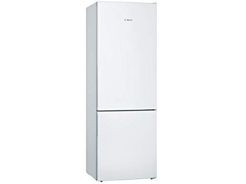 Bosch KGE49AWCA Serie 6 Freistehende XXL-Kühl-Gefrier-Kombination / C / 201 x 70 cm / 163 kWh/Jahr / Weiß / 302 L Kühlteil / 117 L Gefrierteil / LowFrost / VitaFresh