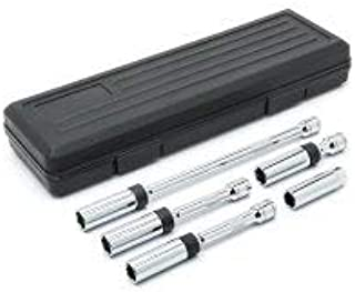Gearwrench 80601 SET SKT MAGNETIC SPARK PLUG 5PC